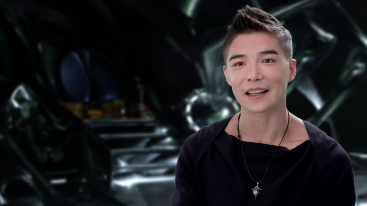 Power Rangers: Ludi Lin On His Character