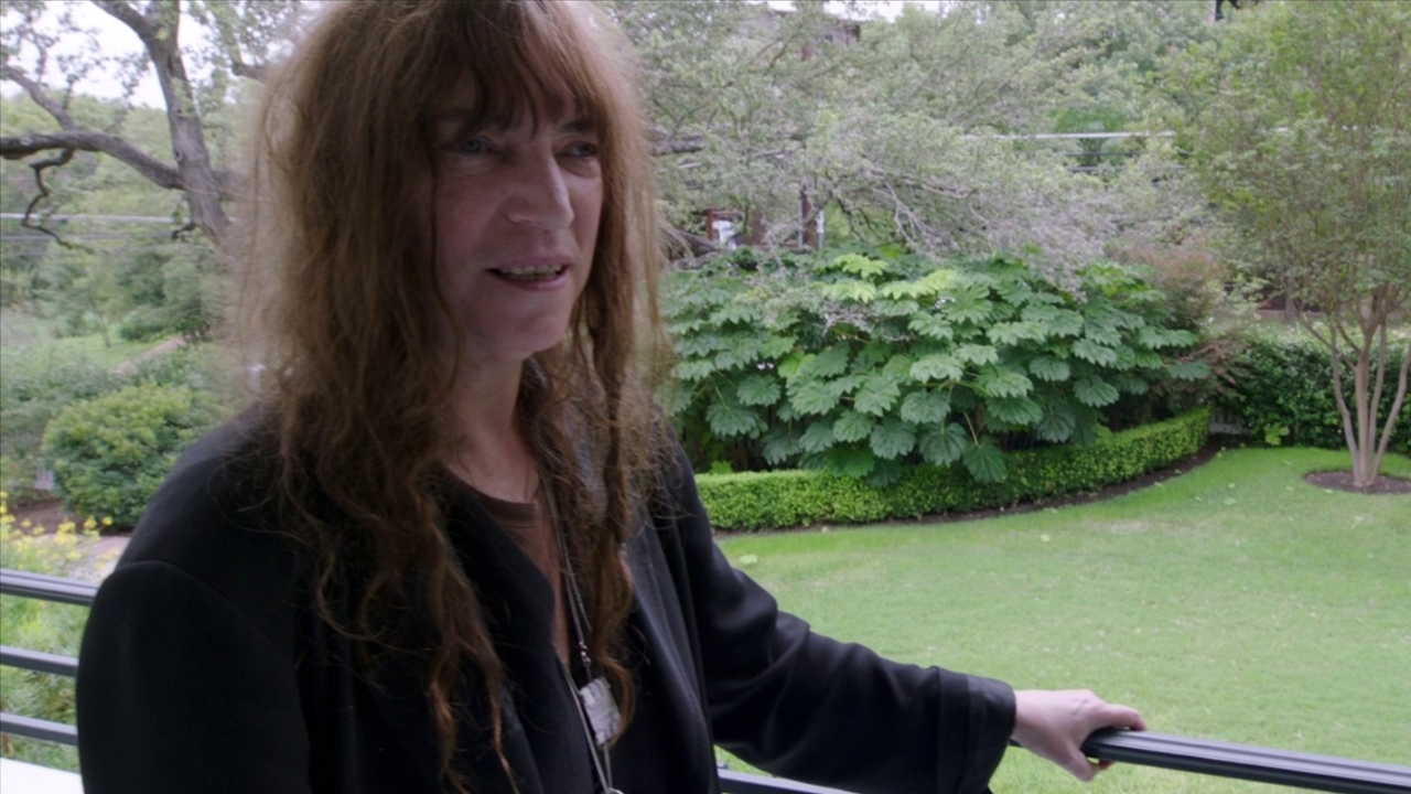 Song To Song: Patti Smith