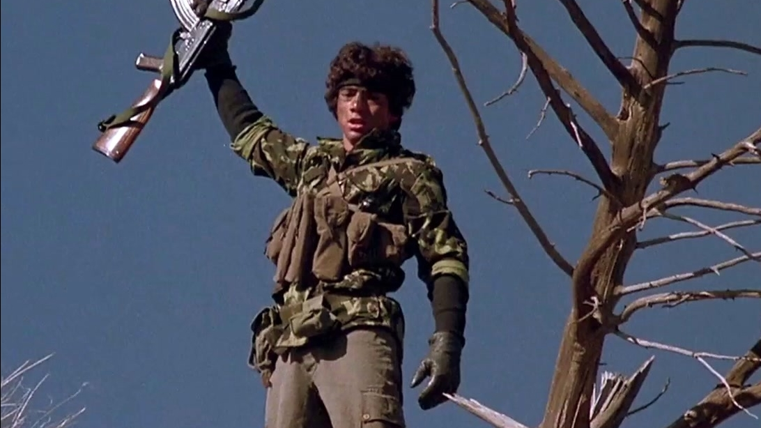 Red Dawn: The Wolverines