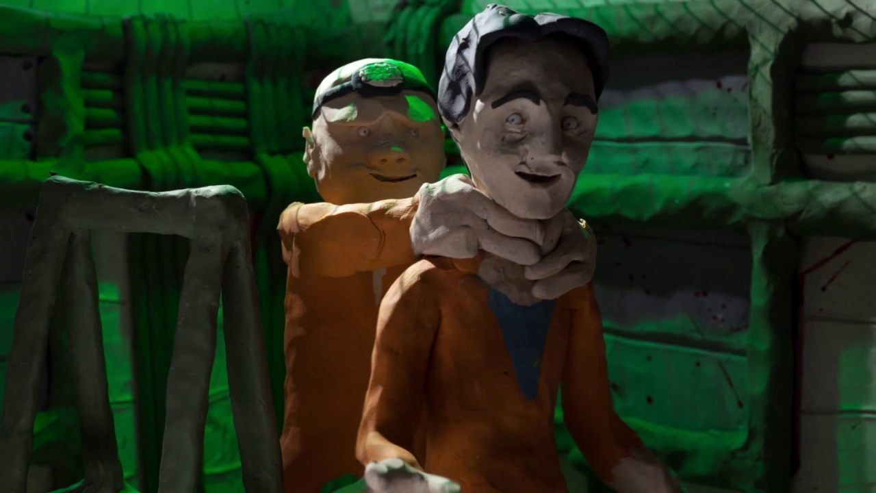 The Belko Experiment: Claymation Short 2