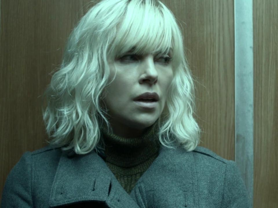 Atomic Blonde (UK Trailer 1)