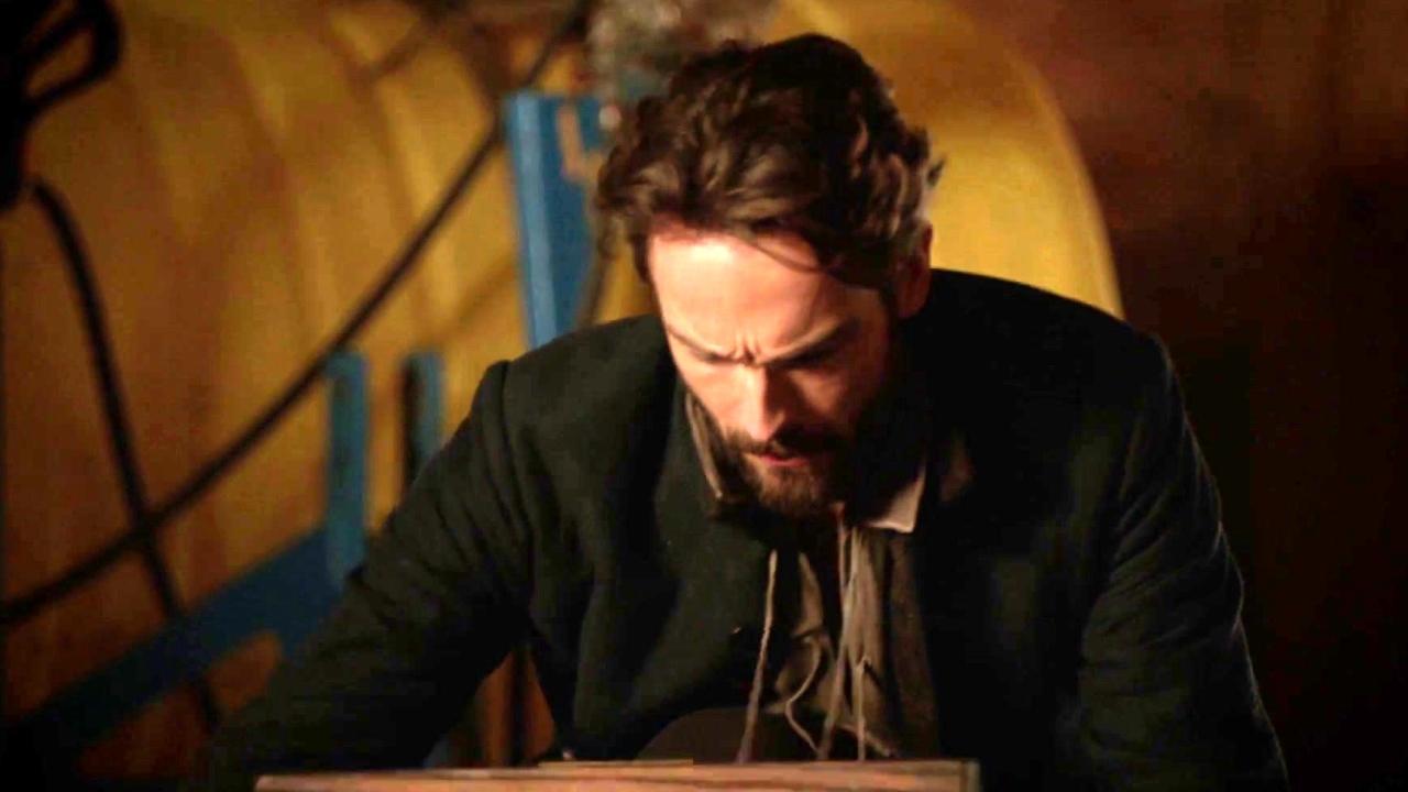 Sleepy Hollow: Ichabod And Diana Find Banneker's Hidden Treasure