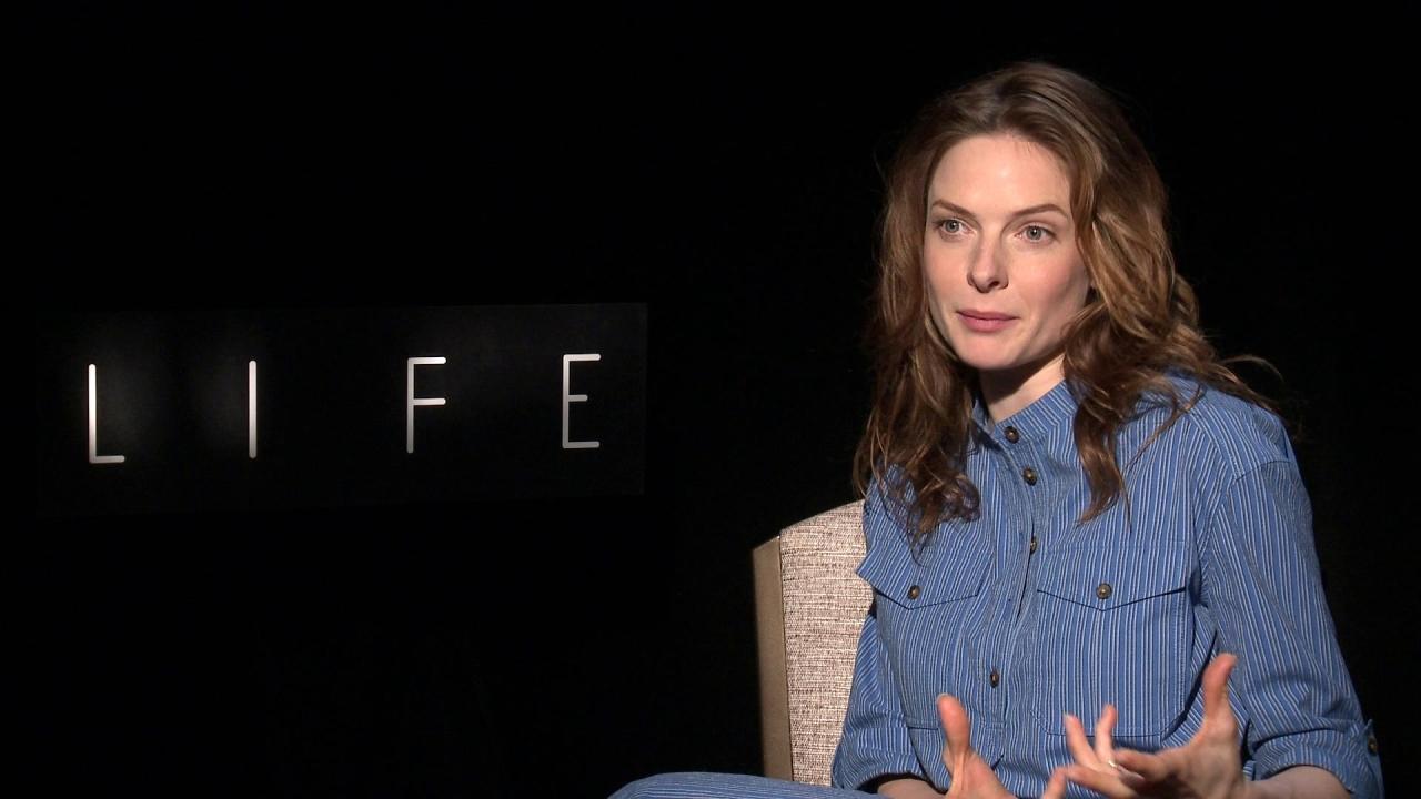 Life: Rebecca Ferguson On What Makes 'Life' A Terrifying Film