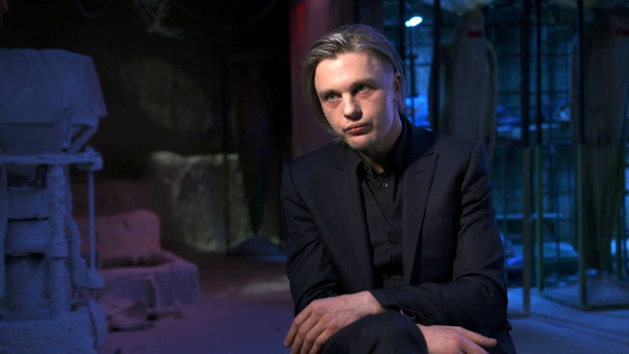 Ghost In The Shell: Michael Pitt on the Film's Story (International)