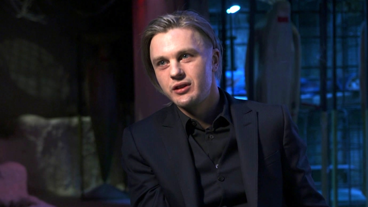 Ghost In The Shell: Michael Pitt about Ghost In The Shell and current affairs (International)