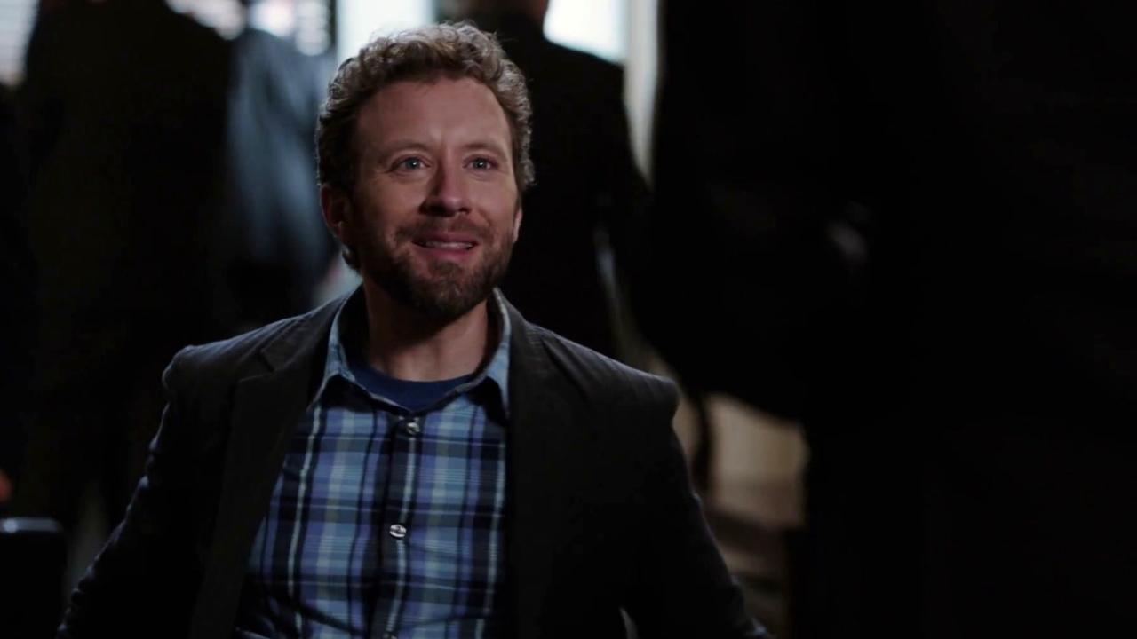 Bones: Hodgins Visits Zack Addy Before Court