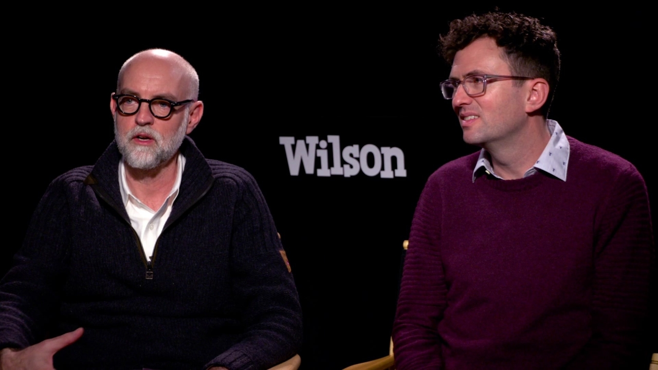 Wilson: Daniel Clowes & Craig Johnson On Their First Meeting