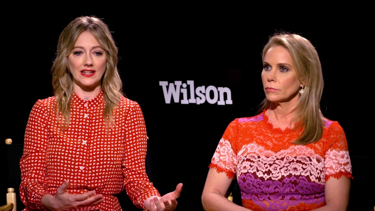 Wilson: Judy Greer & Cheryl Hines On The Plot