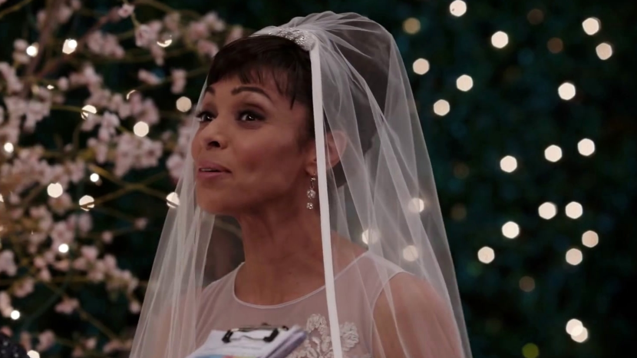 Bones: Cam And Arastoo Celebrate Their Wedding