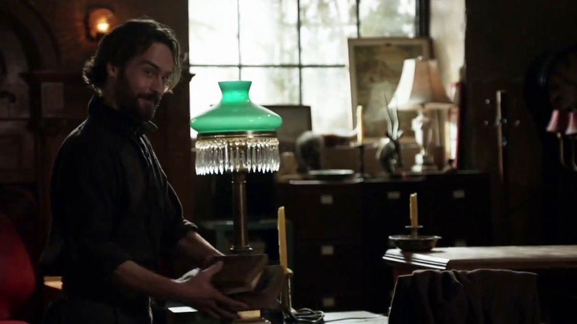 Sleepy Hollow: No One Knows History Better Than Ichabod
