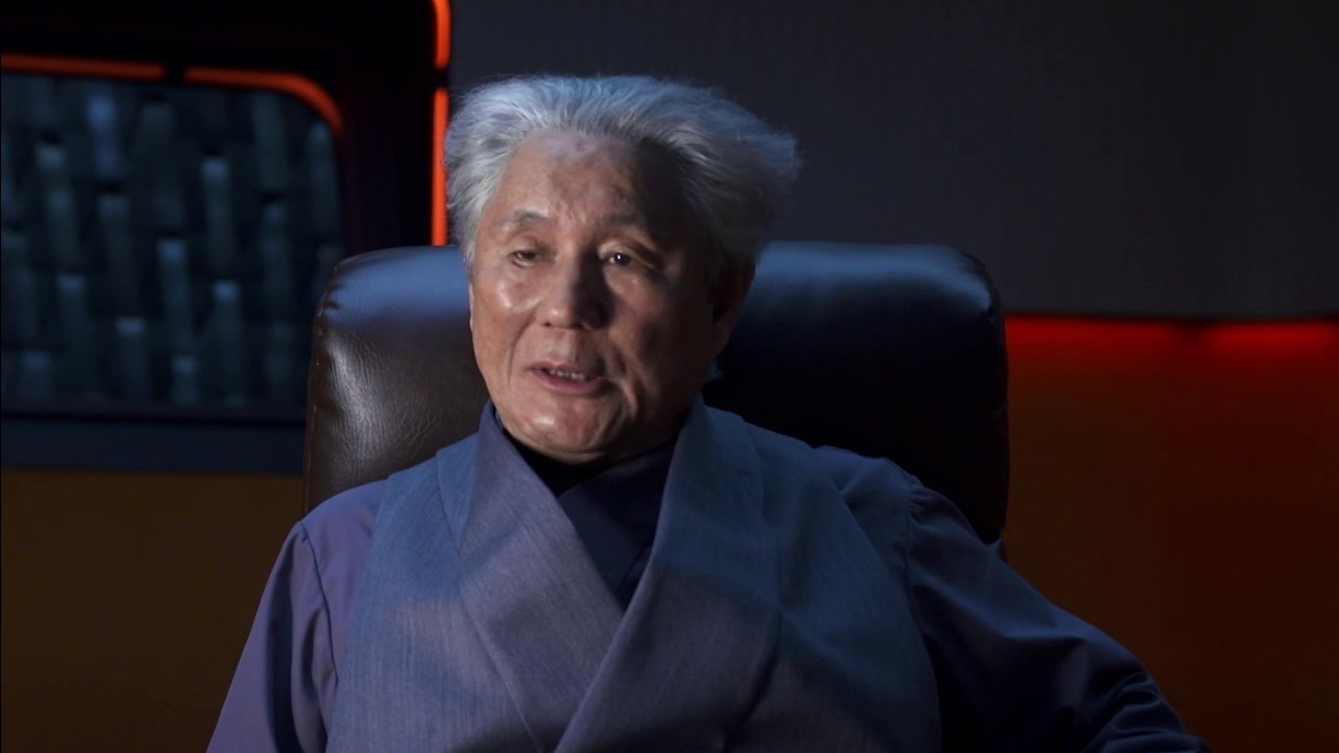 Ghost In The Shell: Takeshi Kitano about Director Rupert Sanders (International Subtitled)