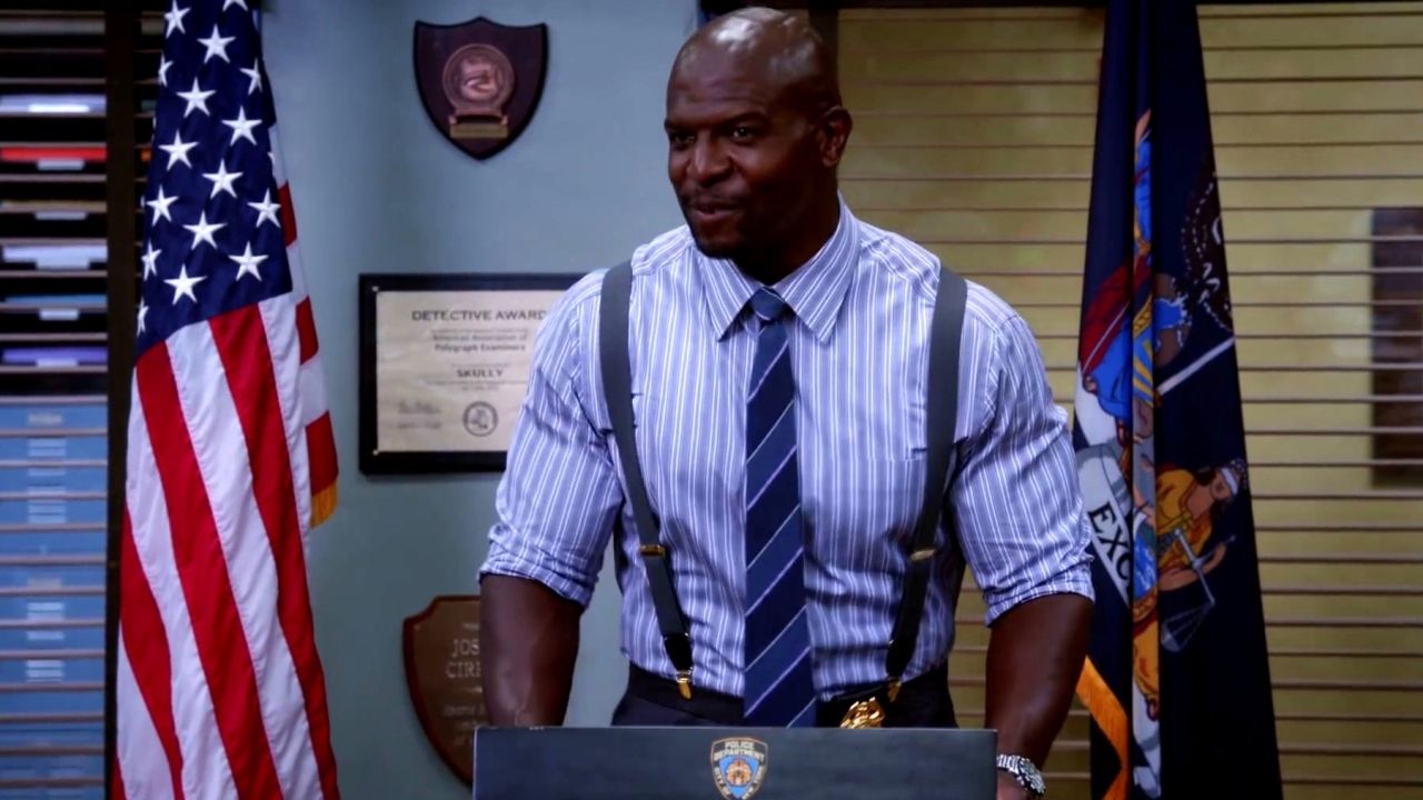 Brooklyn Nine-Nine: Captain C.J. Is Introduced To The Squad