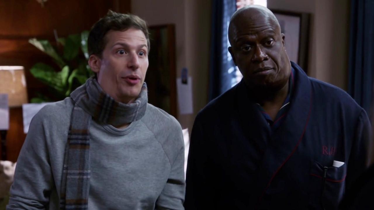 Brooklyn Nine-Nine: Jake And Holt Are Quarantined