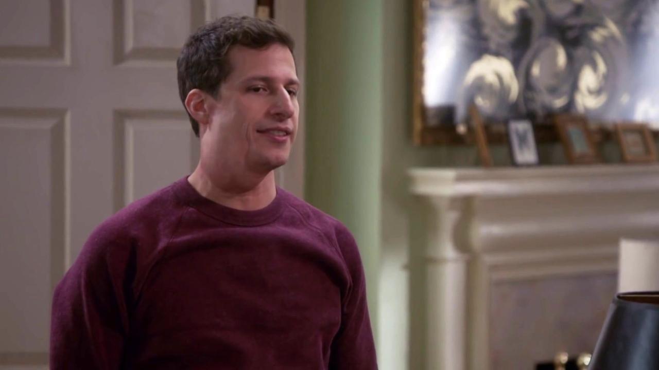 Brooklyn Nine-Nine: Jake And Holt Introduce Simon And Balthazar
