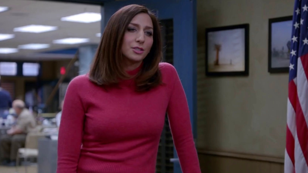 Brooklyn Nine-Nine: Captain Ray Demands That Gina Engage In Meaningful Bonding