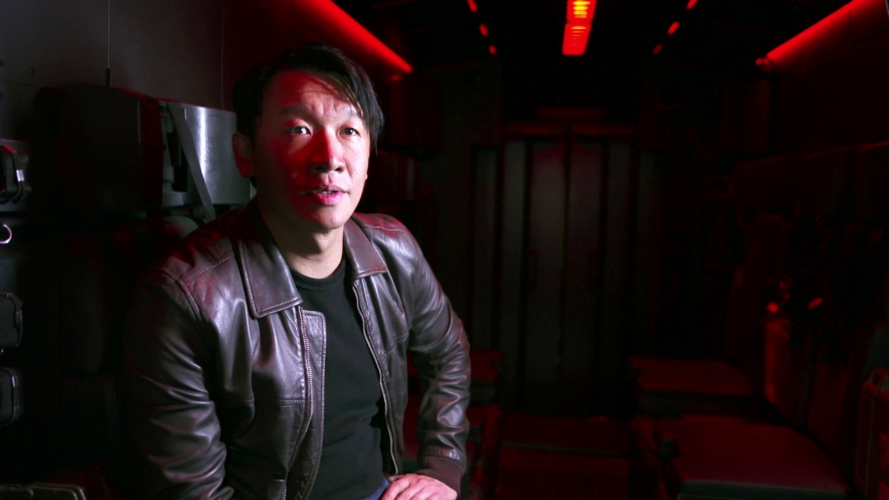 Ghost In The Shell: Chin Han On What Section 9 Is