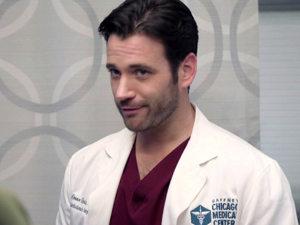 Chicago Med: Dr. Rhodes Goes Over Surgery With A Young Patient