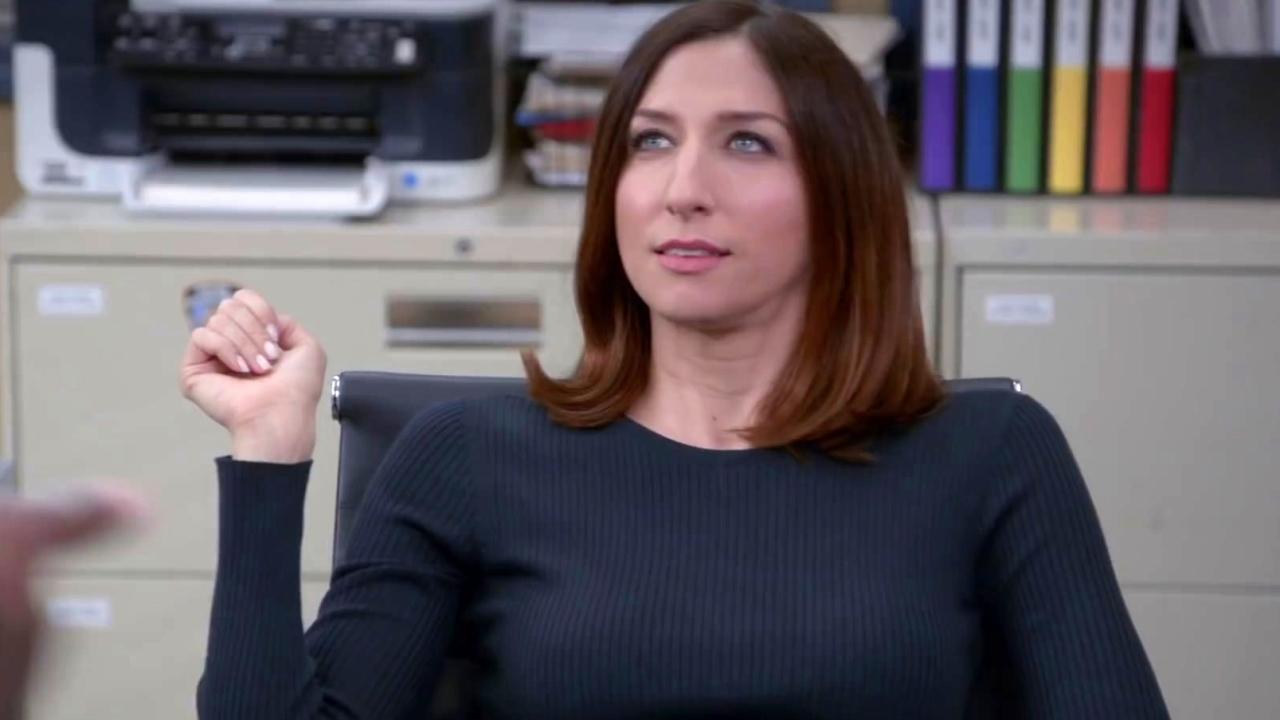Brooklyn Nine-Nine: Neil Degrasse Tyson Meets Gina