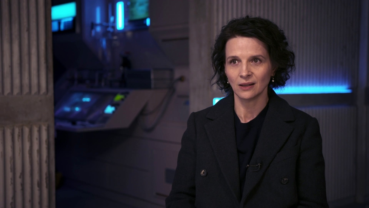 Ghost In The Shell: Juliette Binoche On The Complexities Of Dr. Ouelet