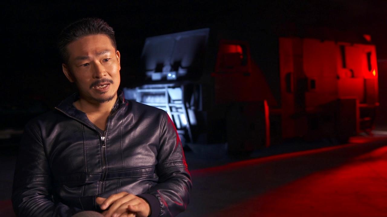 Ghost In The Shell: Yutaka Izumihara On Who Is Saito