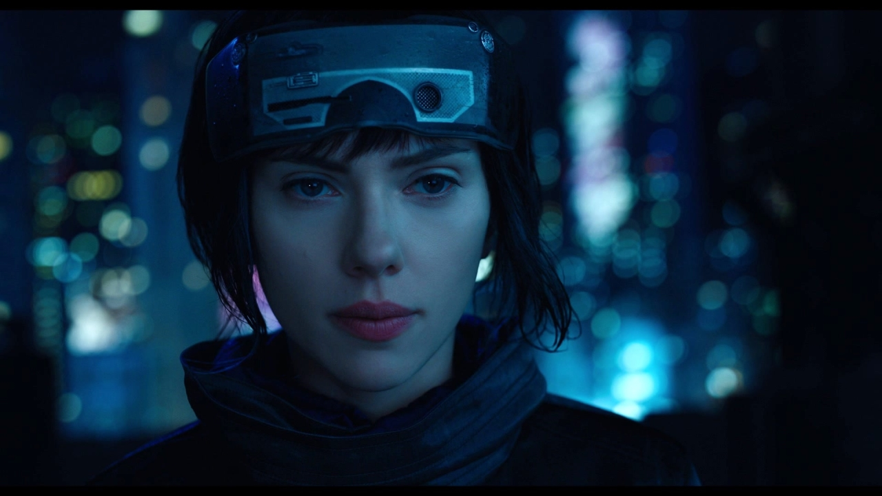 Ghost In The Shell: High Rise Jump