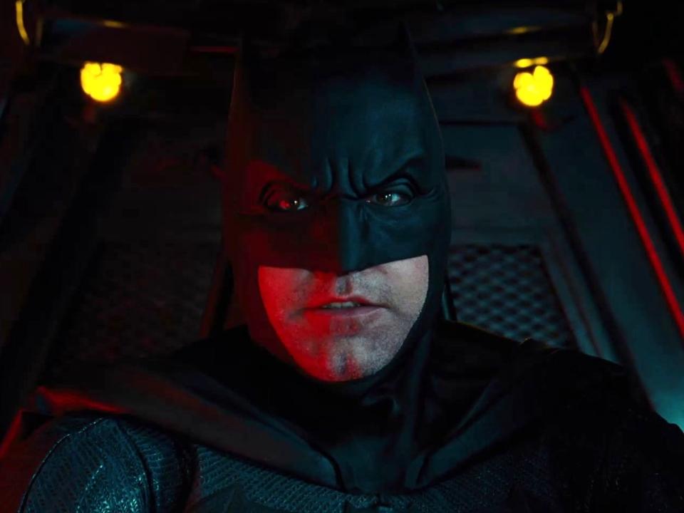 Justice League (International Trailer 1)