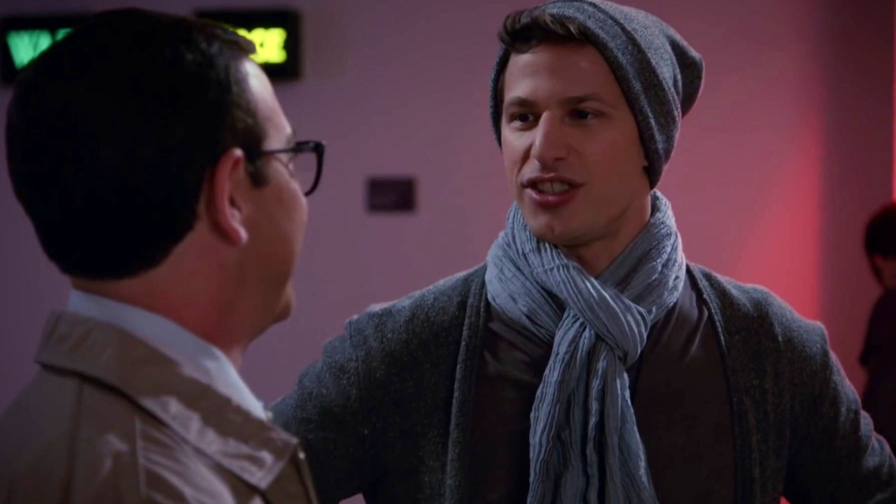 Brooklyn Nine-Nine: Jake, The Part-Time Barista