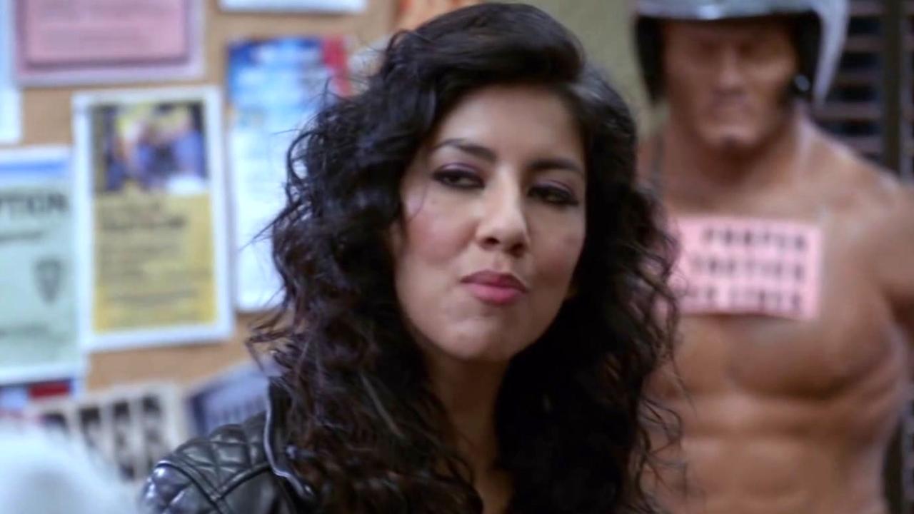 Brooklyn Nine-Nine: Rosa, The Big Brother Mentor