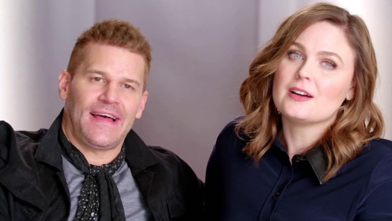 Bones: Series Finale Preview With David Boreanaz & Emily Deschanel