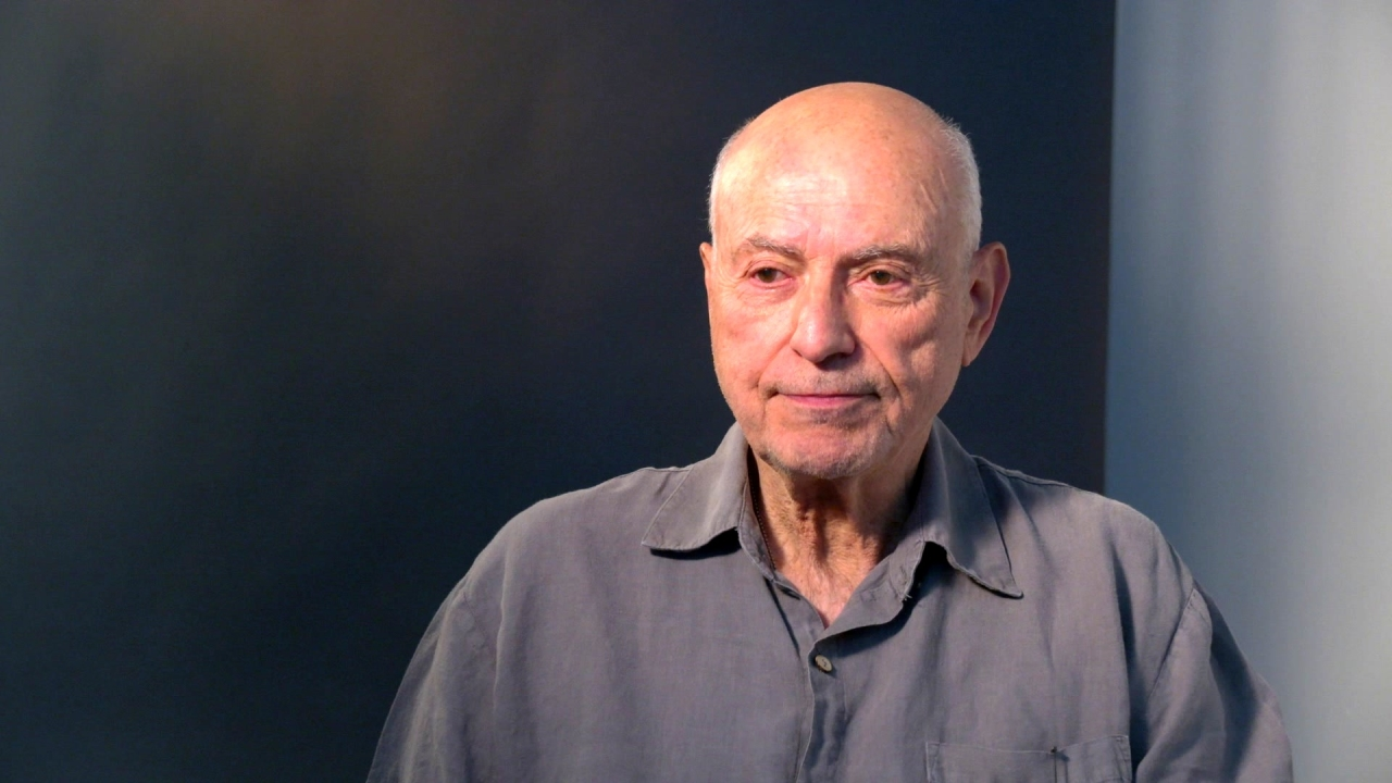 Going In Style: Alan Arkin On The Story