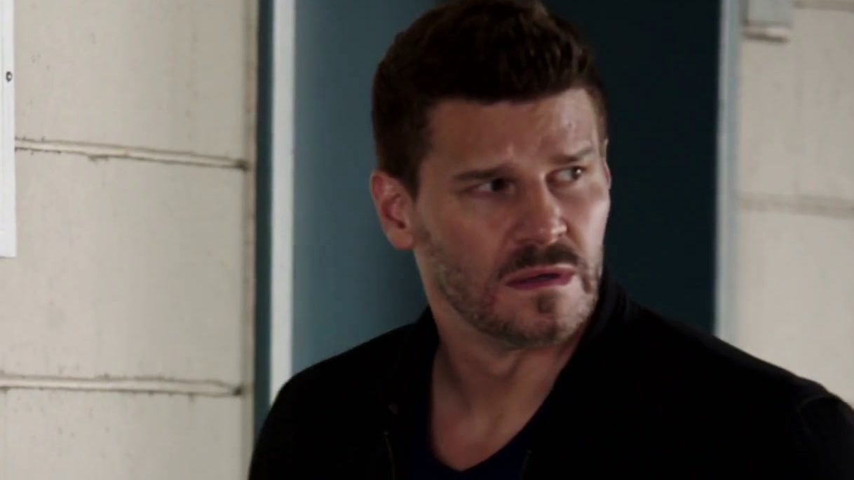 Bones: Scene Commentary: James Aubrey
