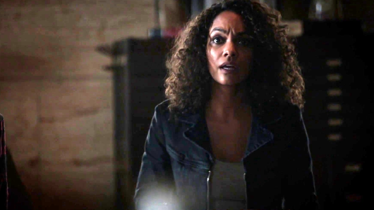 Sleepy Hollow: Molly Visits The Vault From The Future