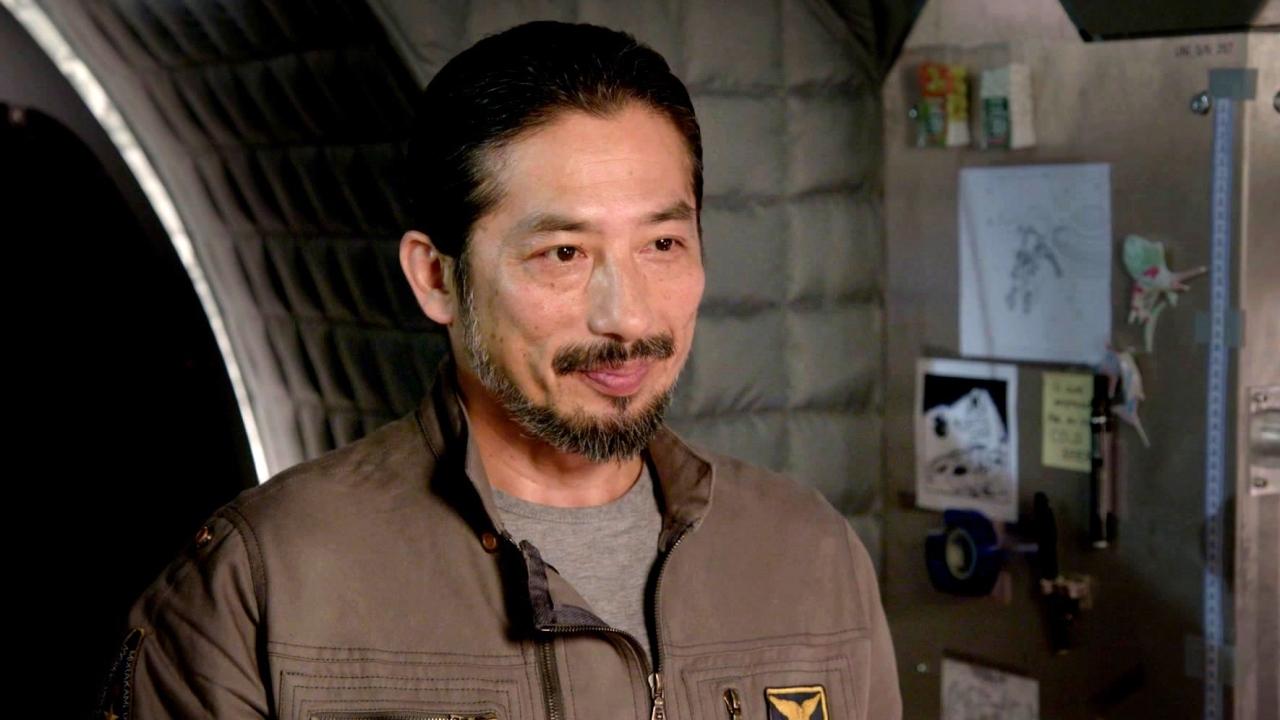 Life: Hiroyuki Sanada about the mission (International)