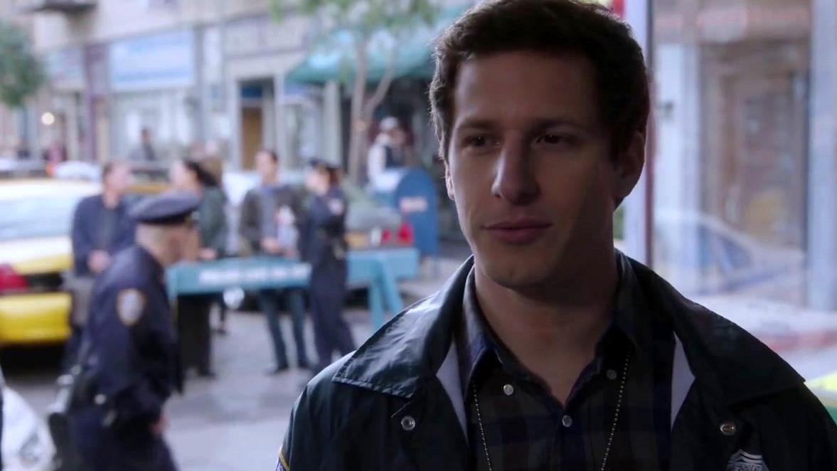 Brooklyn Nine-Nine: Det. Dave Majors