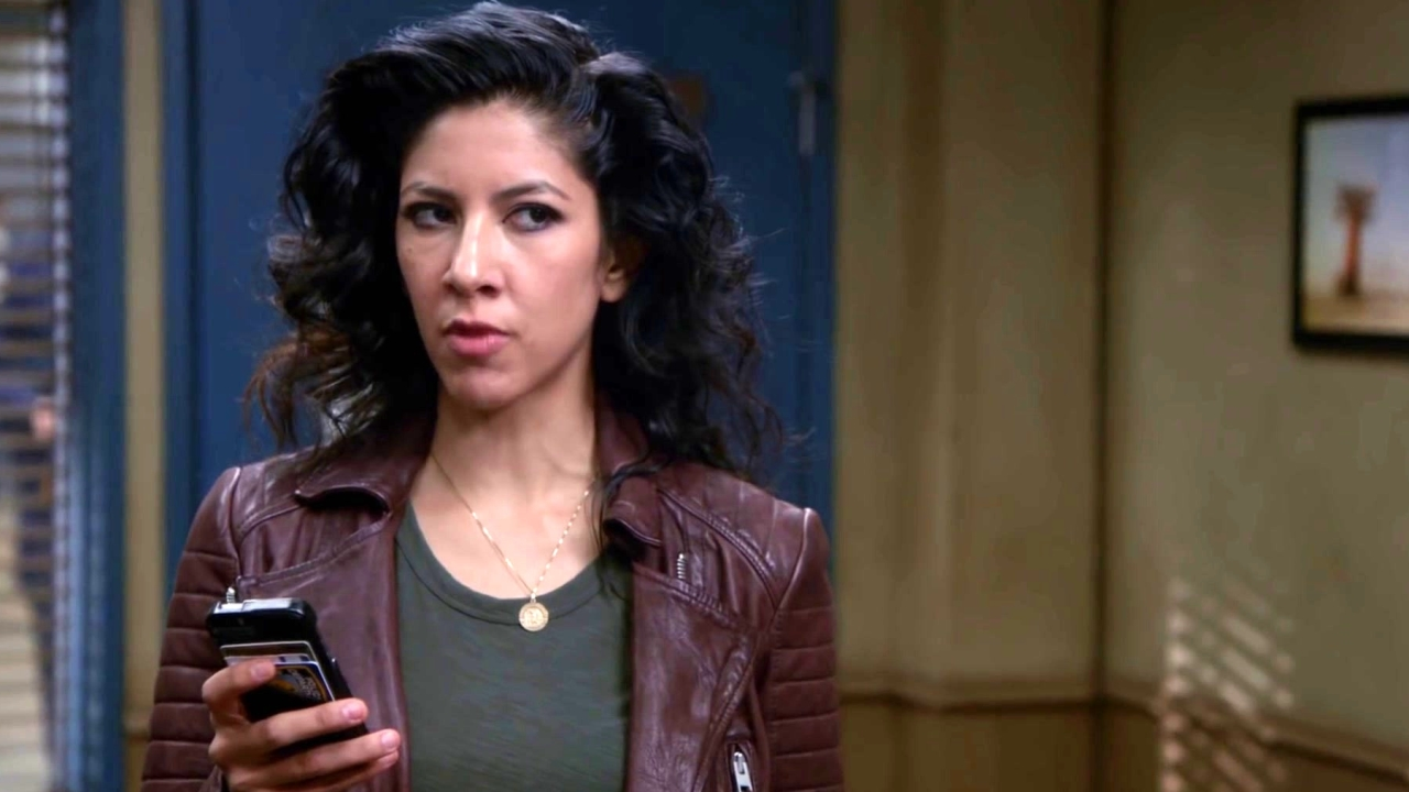 Brooklyn Nine-Nine: Rosa And Holt's Double Date Plans