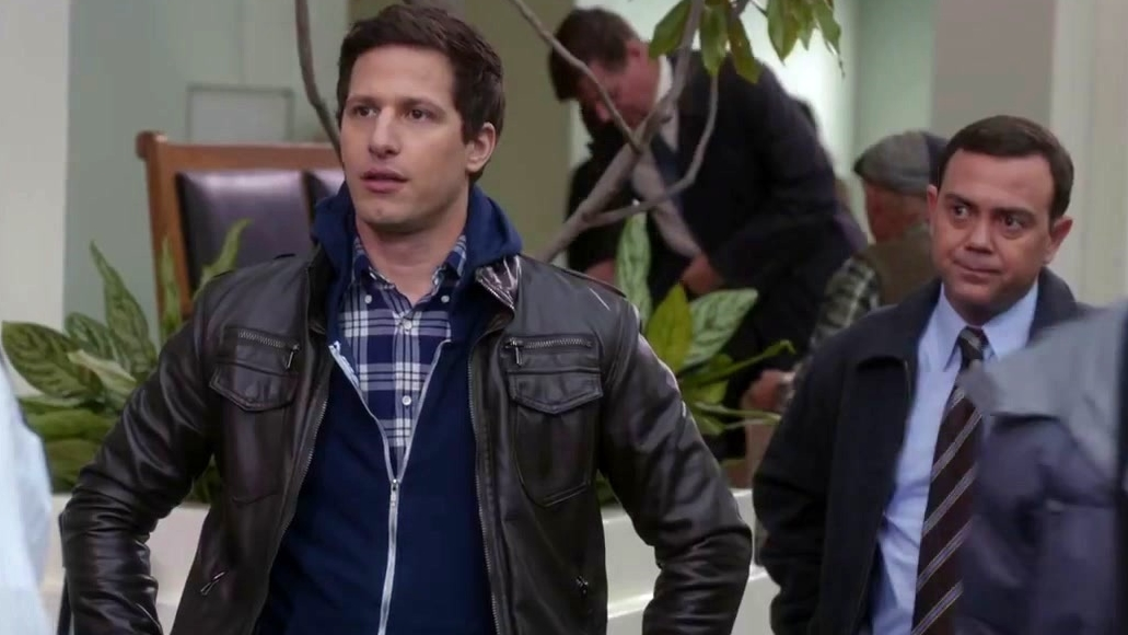 Brooklyn Nine-Nine: Jake's Dad Is Being Held Without Bail