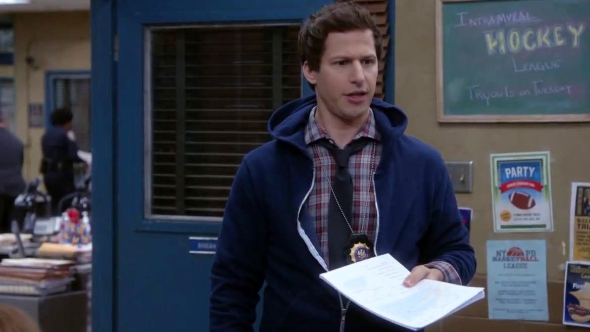 Brooklyn Nine-Nine: Jake Gives The Team Getaway A Cool Name