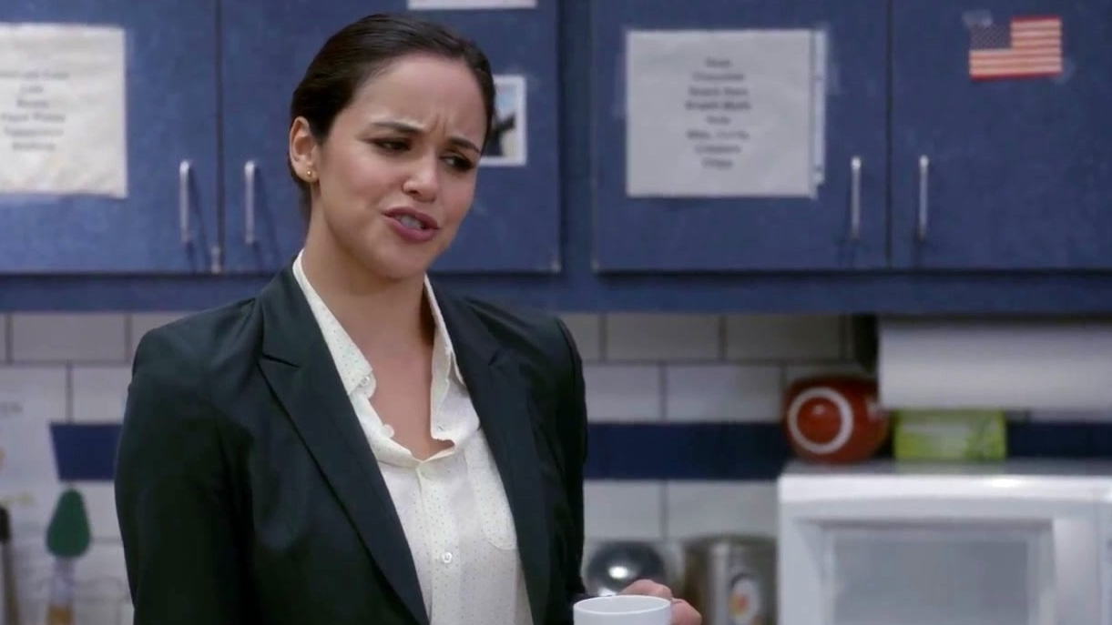 Brooklyn Nine-Nine: Rosa, Gina, Terry, And Amy Flex Their Puzzle Solving Skills