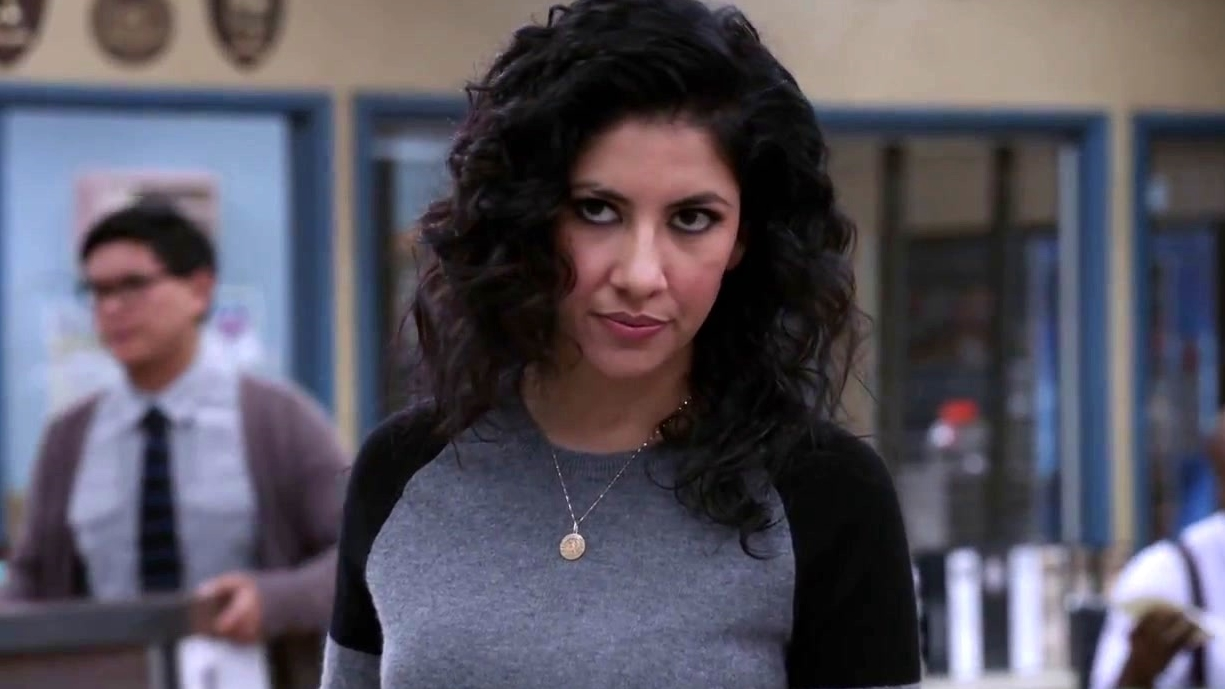 Brooklyn Nine-Nine: Rosa Asks For Date Advice