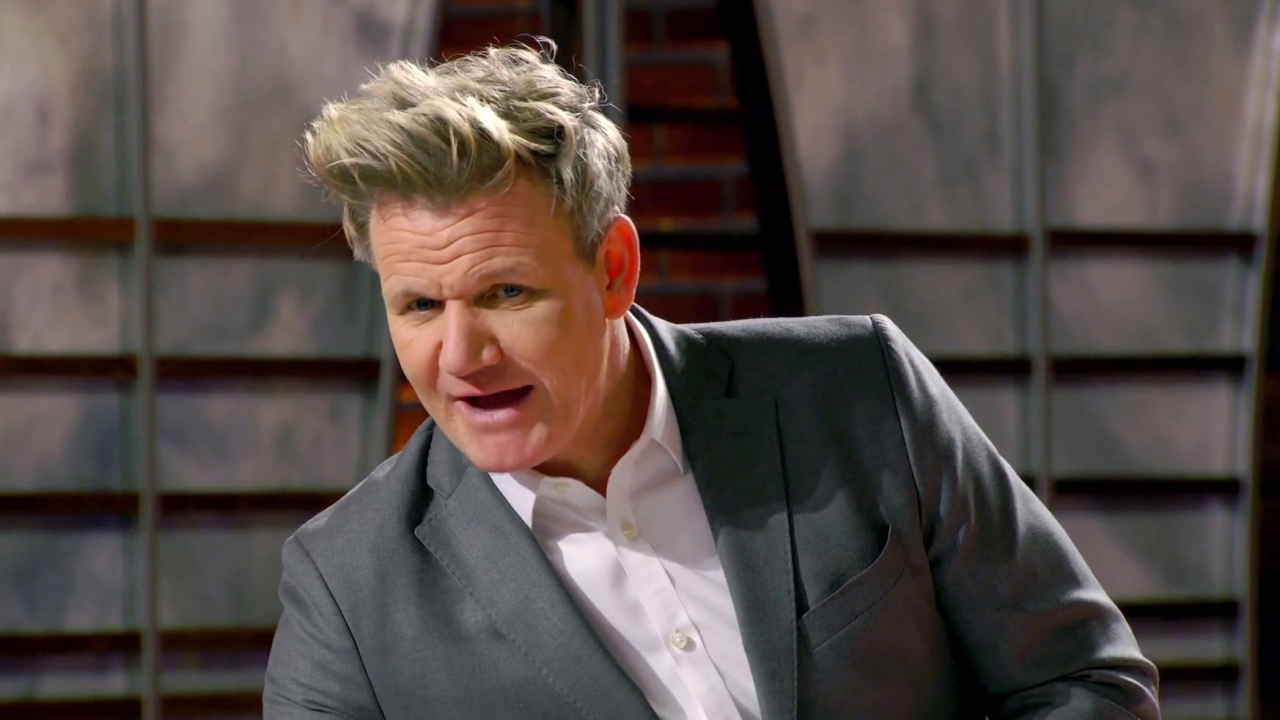 Masterchef Junior: Gordon Grosses The Chefs Out With Chicken Giblets