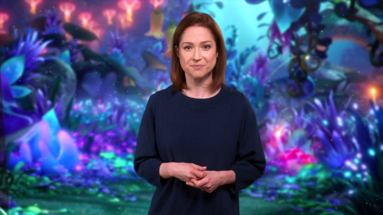Smurfs: The Lost Village: Ellie Kemper On What The Film Is About