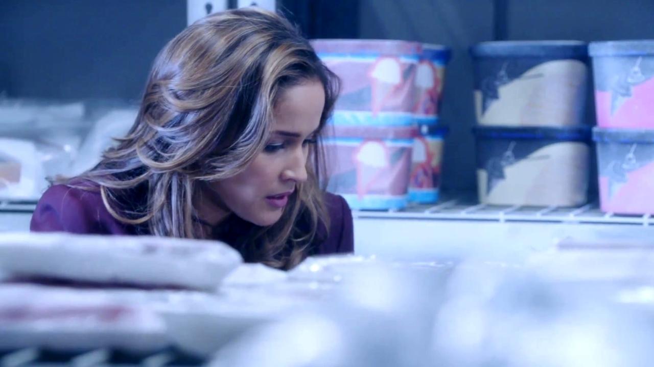 Rosewood: Rosie & Villa Find Their Victim In A Freezer