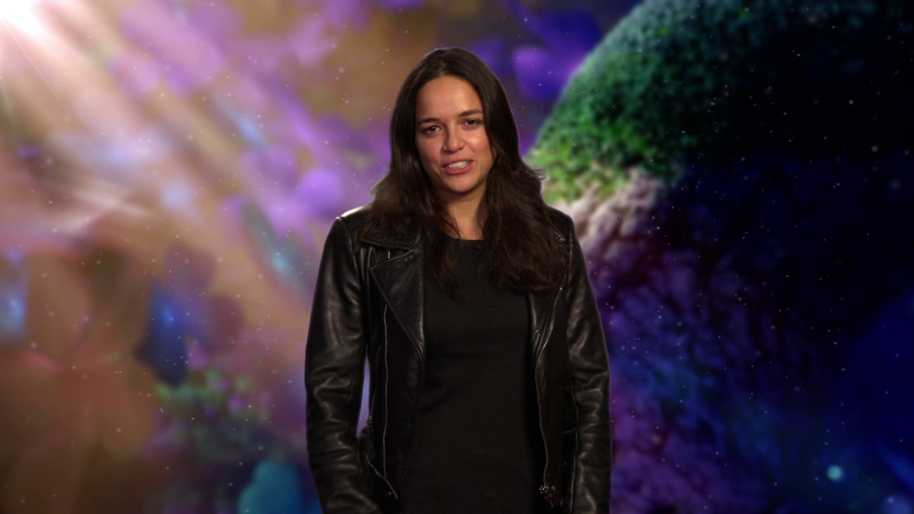 Smurfs: The Lost Village: Michelle Rodriguez On The Film's Message