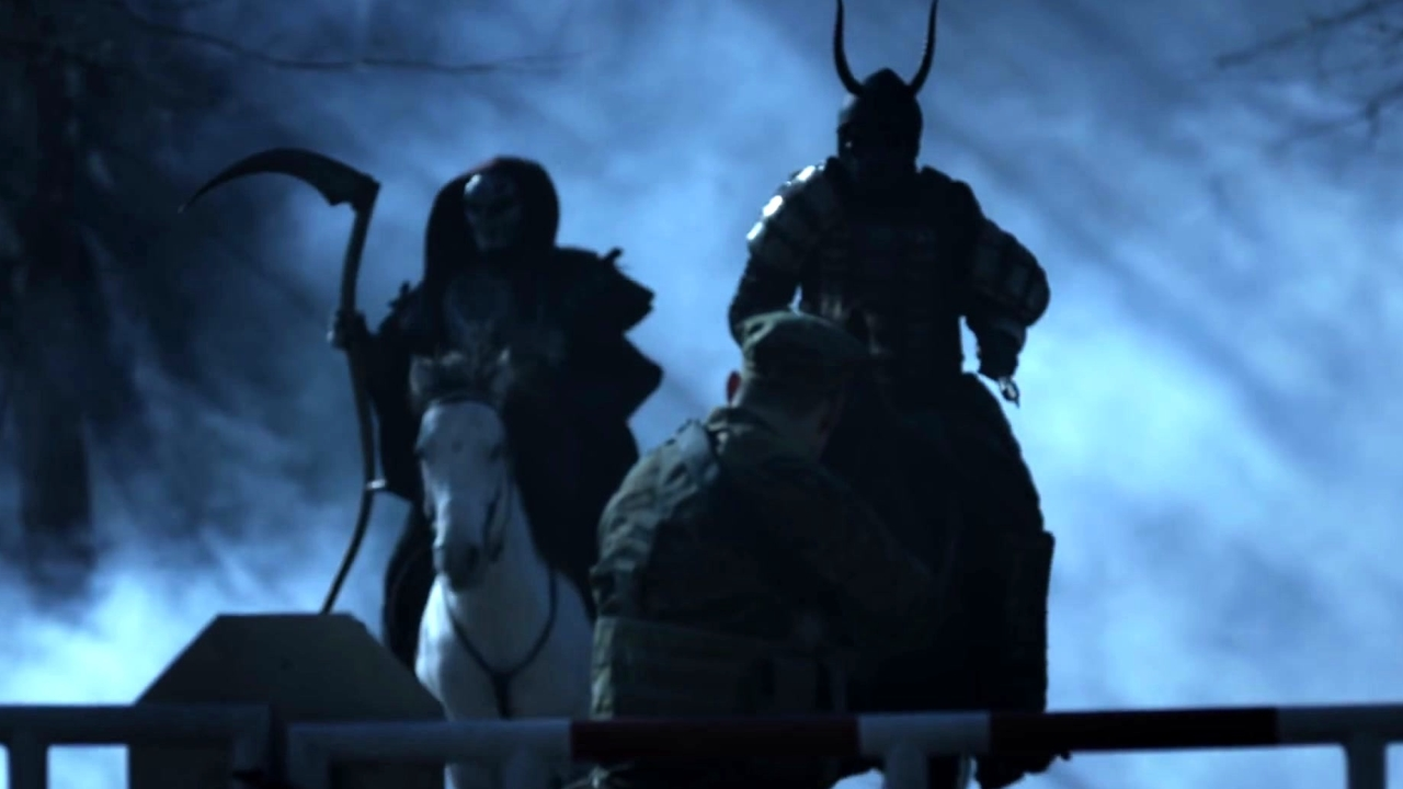 Sleepy Hollow: The President Is Attacked By The Four Horsemen