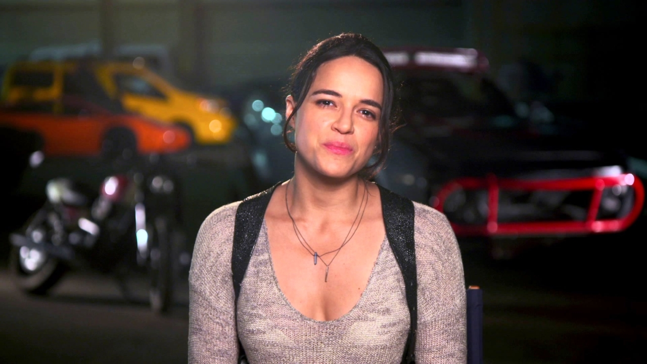 The Fate Of The Furious: Michelle Rodriguez On Why They Keep Making 'Fast' Movies