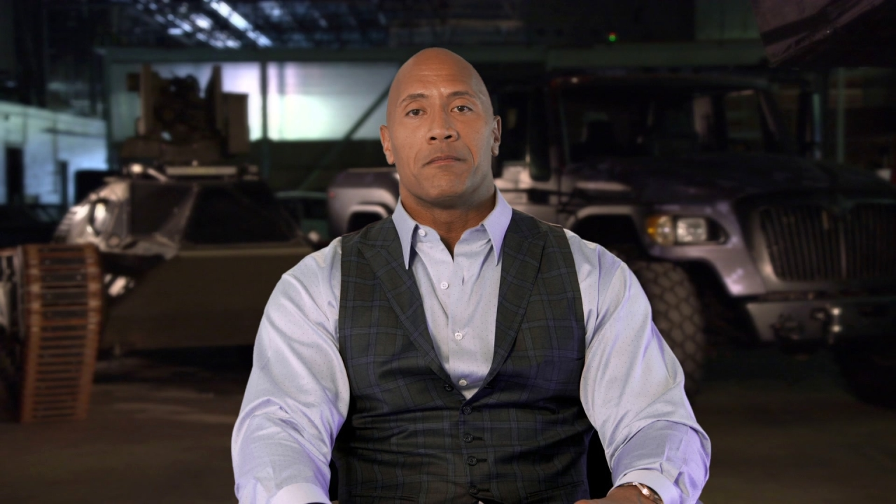 The Fate Of The Furious: Dwayne Johnson On Fans Of The Franchise