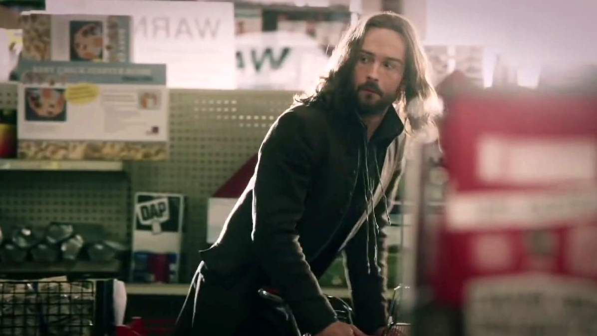 Sleepy Hollow: Crane Goes Shopping And Learns About Seasonal Items