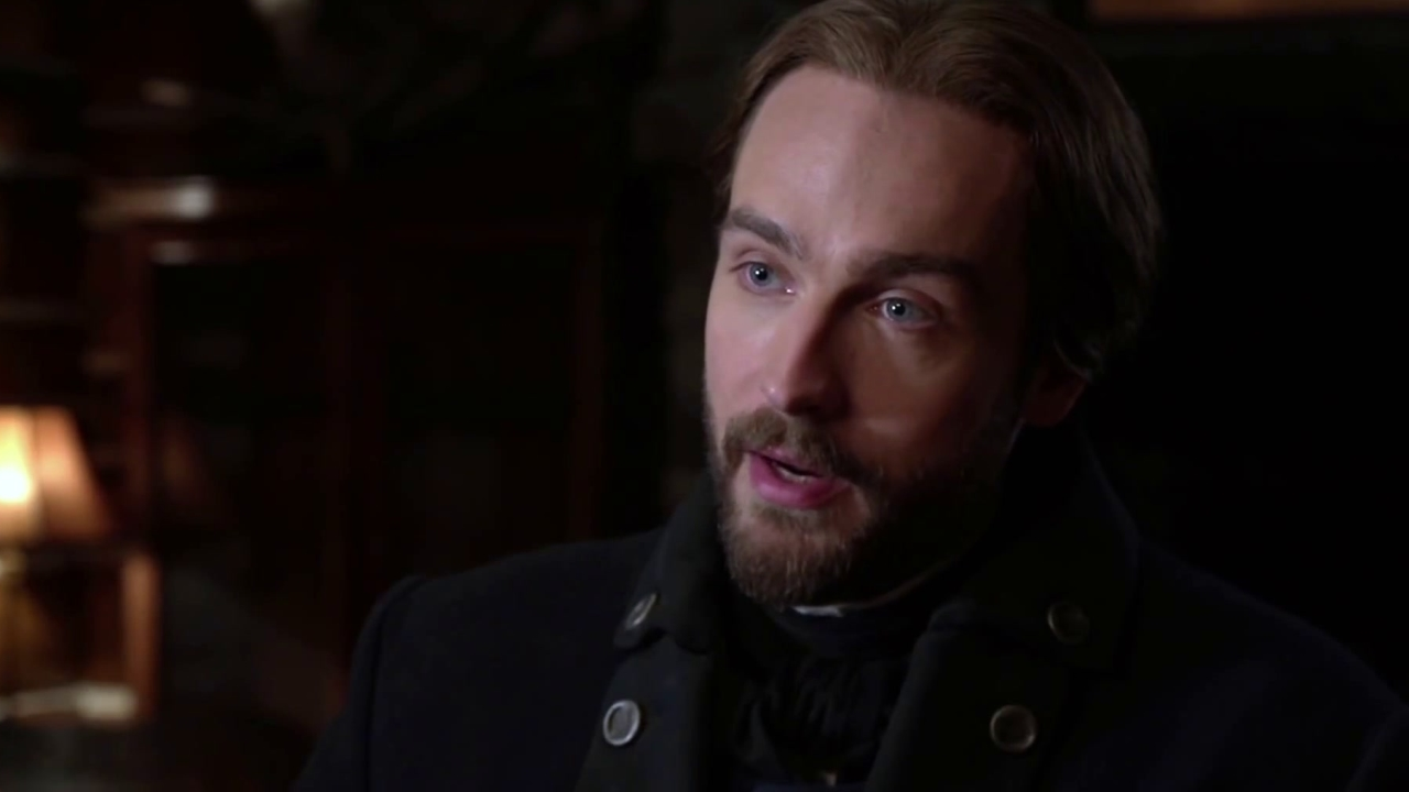 Sleepy Hollow: Find Out Why Thomas Jefferson 'Unfriended' Ichabod