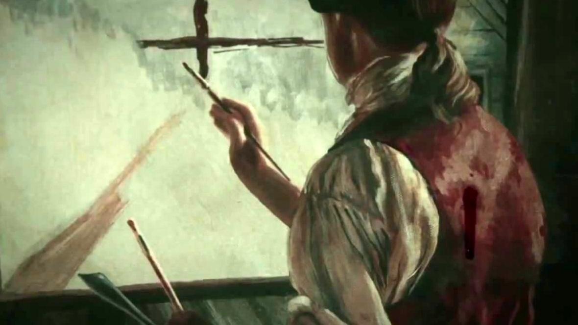 Sleepy Hollow: Art Restorer Uncovers A Bleeding Painting