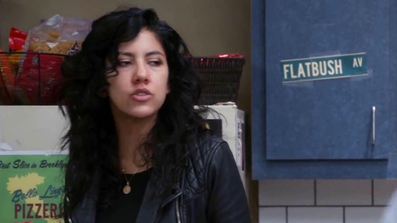 Brooklyn Nine-Nine: Rosa Refuses To Be Sick